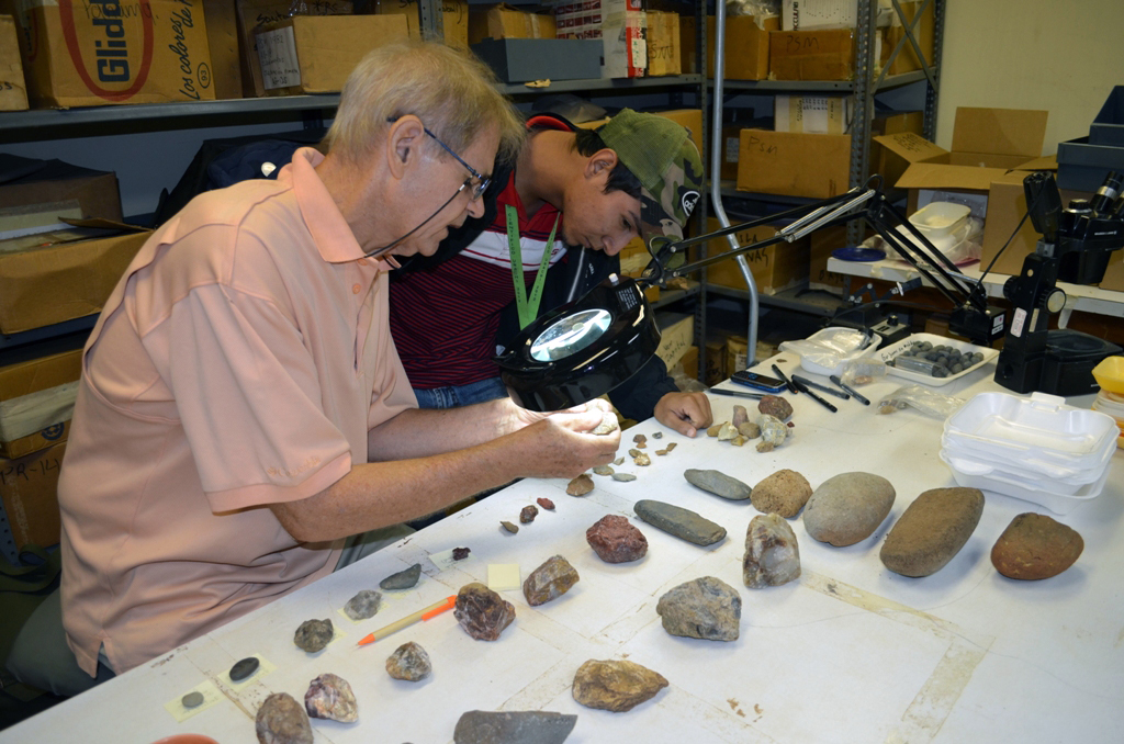 Cooke and Gonzalez Panama Stone Tools