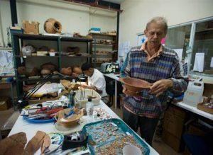Richard Cooke Naos Lab