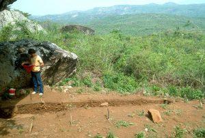 Caravali Rockshelter Excavations