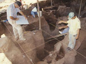 Cerro Juan Diaz Excavations
